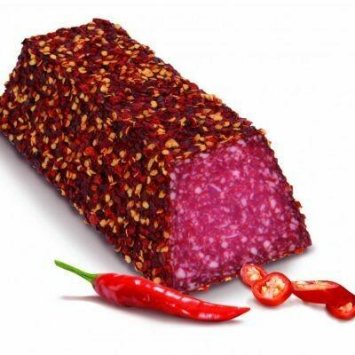 chili salami