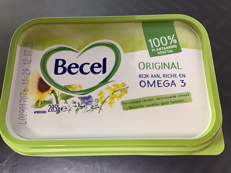 Becel original smeerboter