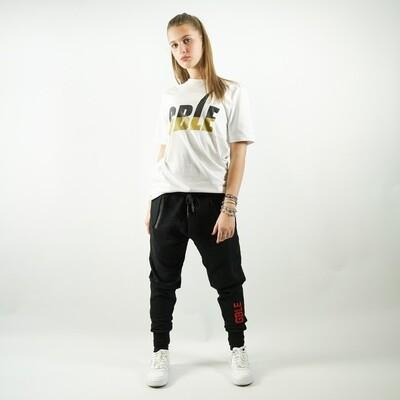 T-SHIRT GOLD BASIC WHITE (WOMEN)