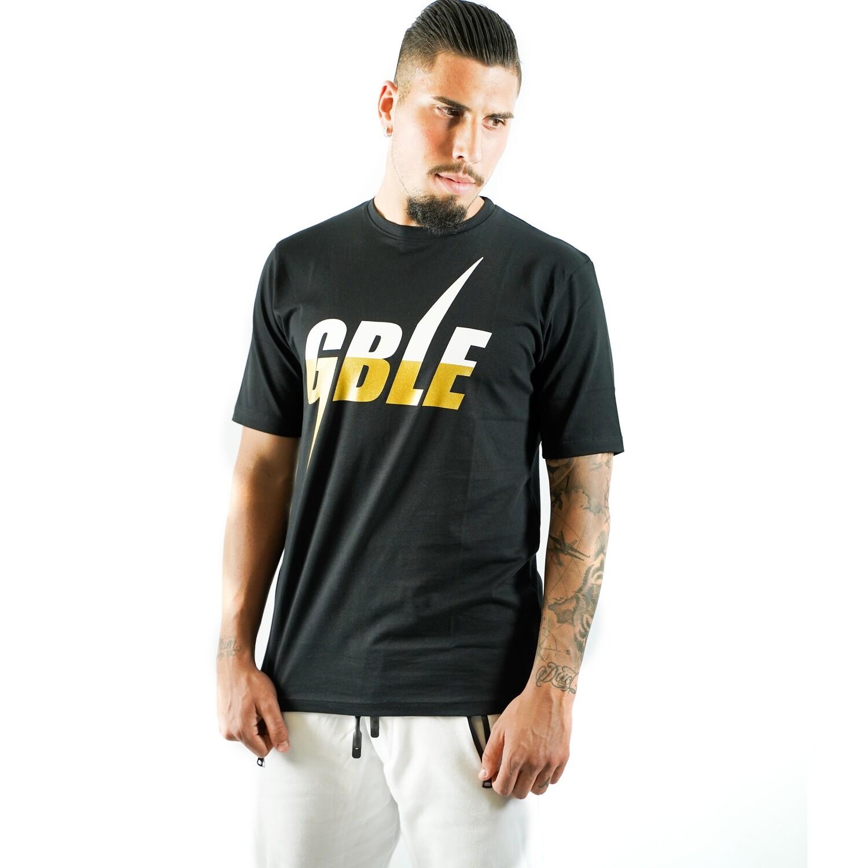 T-SHIRT GOLD BASIC BLACK (MEN)