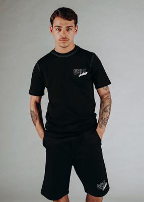 T-Shirt Uomo Cod.07 BLACK