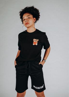 T-Shirt Donna Cod.04 BLACK