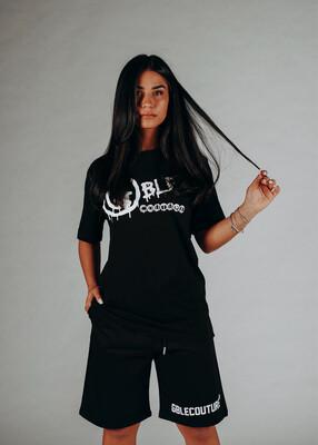 T-Shirt Donna Cod.03 BLACK