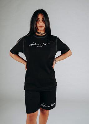 T-Shirt Donna Cod.06 BLACK