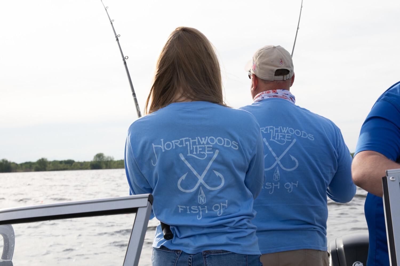 Northwoods Life Signature Fishing Long Sleeve Shirt