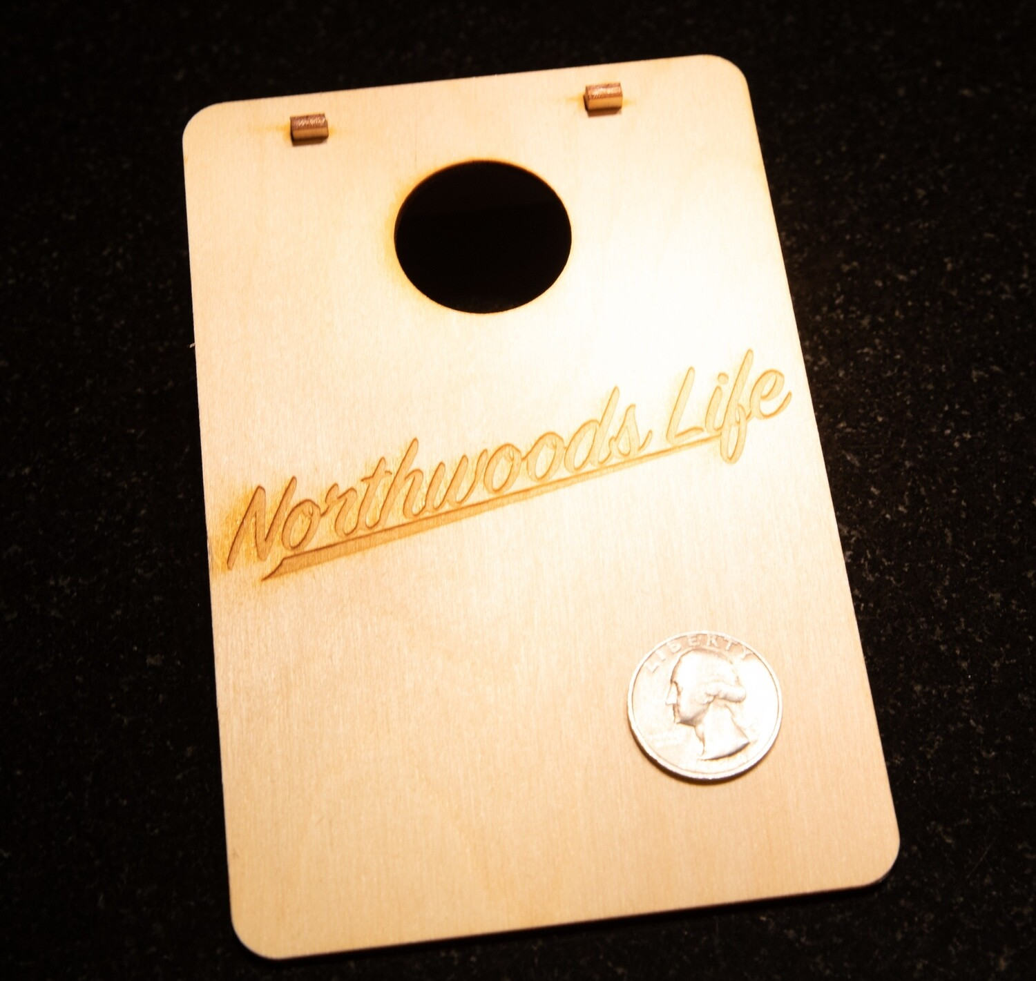 Tabletop Cornhole Game