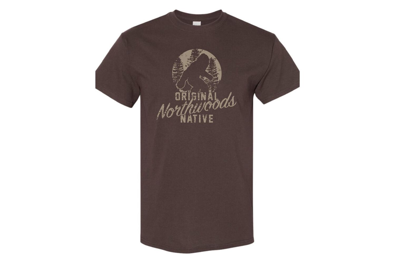 Bigfoot Original Northwoods Native Shirt