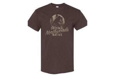 Bigfoot Original Northwoods Native Shirt