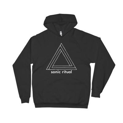 sonic ritual logo hoodie