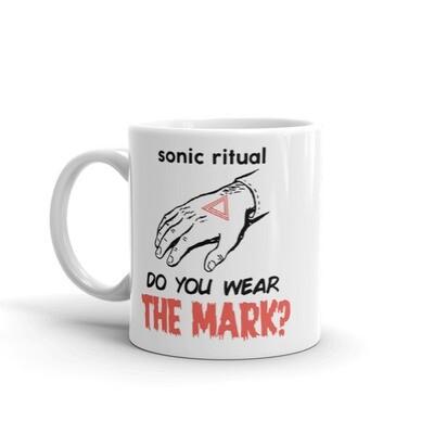 do you wear the mug?