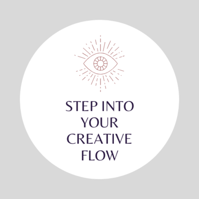 Step Into Your Creative Flow Workshop (Audio Replay)