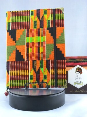 Kente Power ~ Large Book Cover