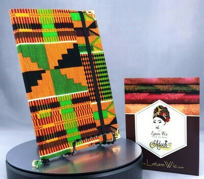 Kente Love ~ Medium Book Cover