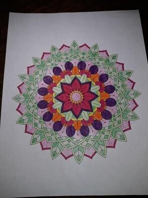 FREE Mandala Coloring Pages Download & Print