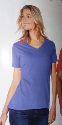 T-Shirt - Ladies V-Neck
