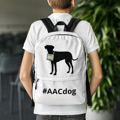 #AACdog Backpack