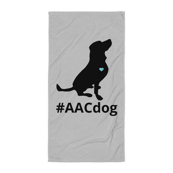 #AACdog Towel