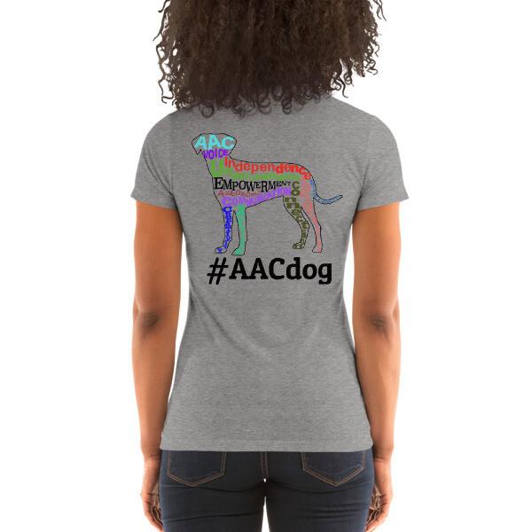 #AACdog Empowerment Ladies' T-shirt