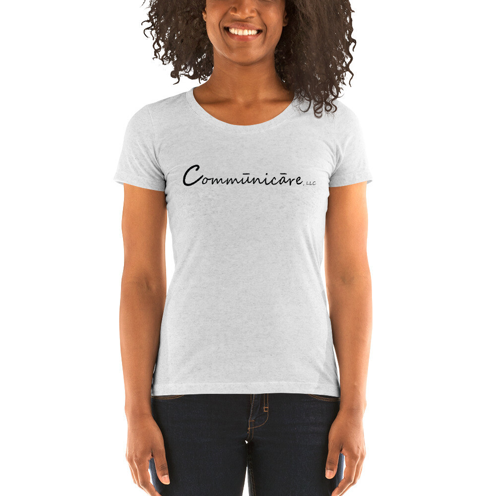Commūnicāre, LLC Logo T-shirt