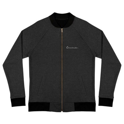 Commūnicāre Bomber Jacket