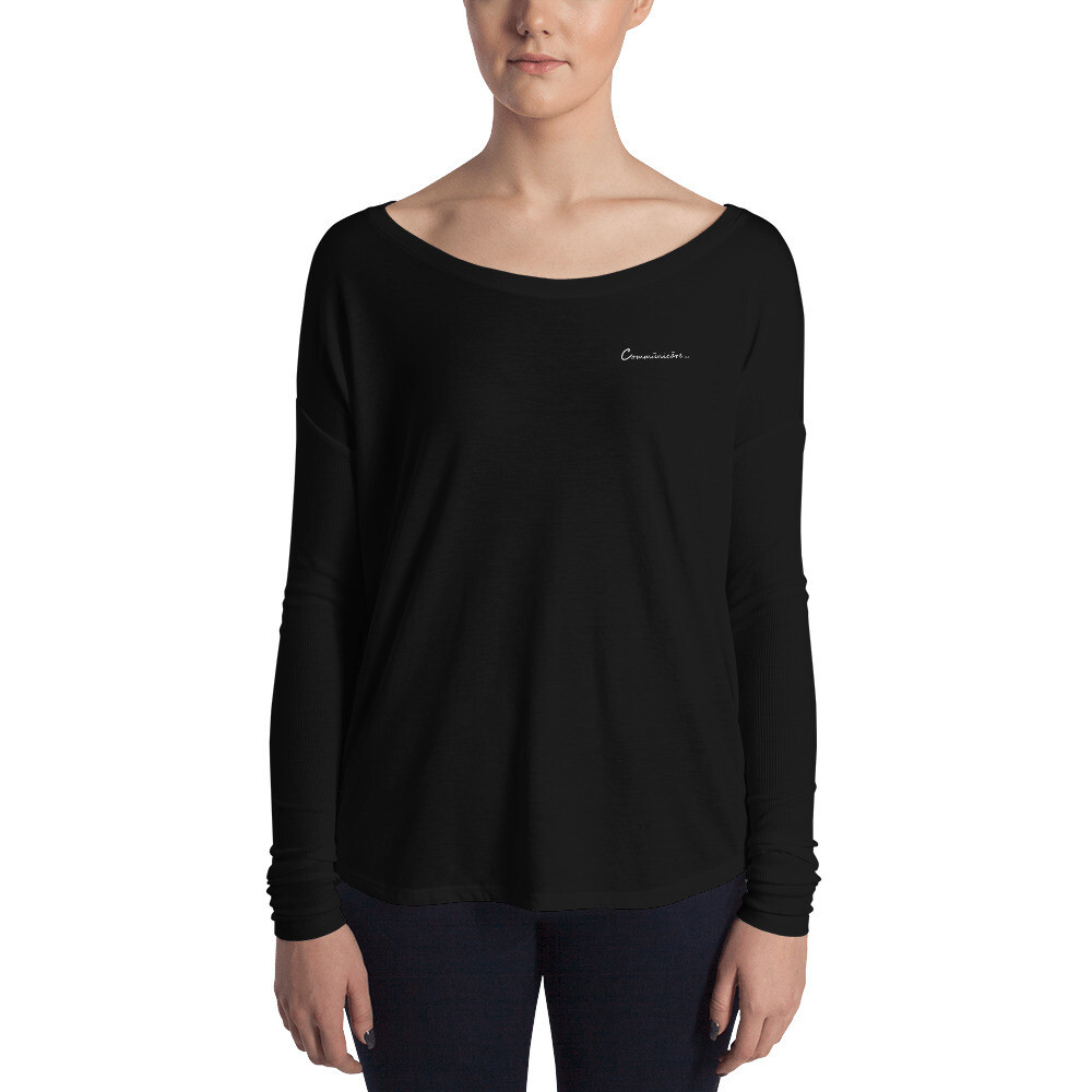 Comūnicāre Ladies' Long Sleeve Tee
