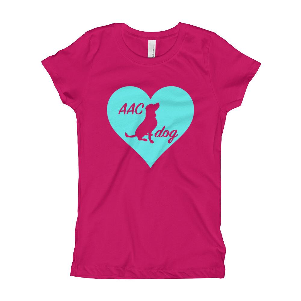 AAC Dog Girl's T-Shirt