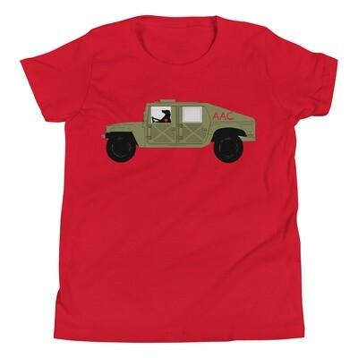 AAC Dog Patrol Youth Short Sleeve T-Shirt