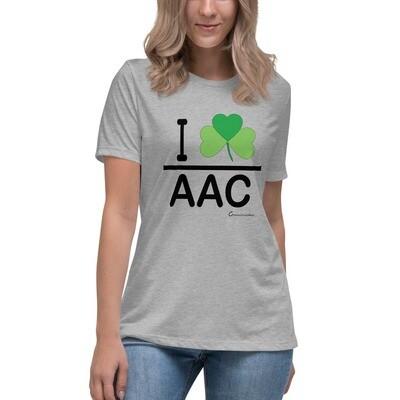 St. Patricks AAC Women's Relaxed T-Shirt