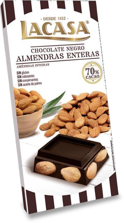 LACASA ALMENDRA 200g