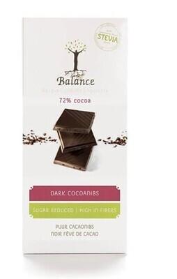 Balance Dark Nibs Stevia