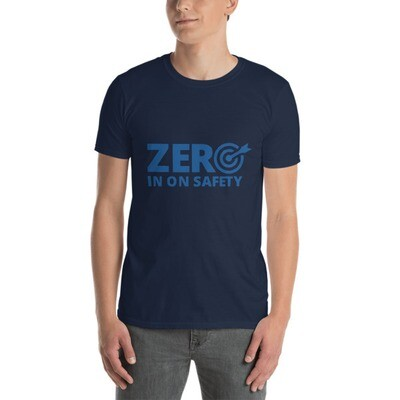 Zero in on Safety Unisex T-Shirt
