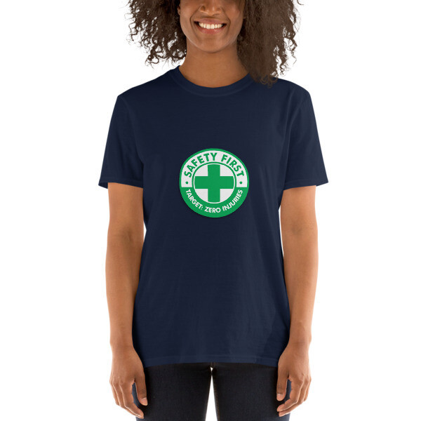 Target Zero Injuries Unisex T-Shirt