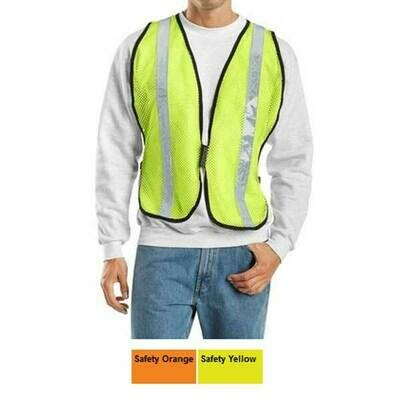 Port Authority Mesh Safety Vest (Logo Option Available)
