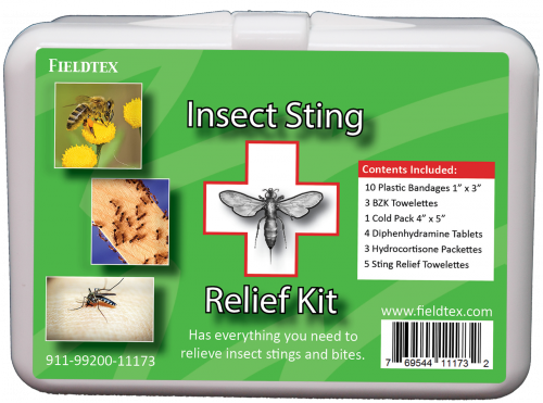Insect Sting Relief Kit