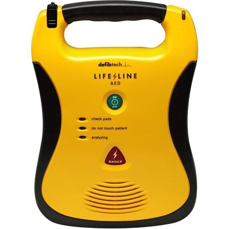 Defibtech Lifeline AED (Semi Auto)