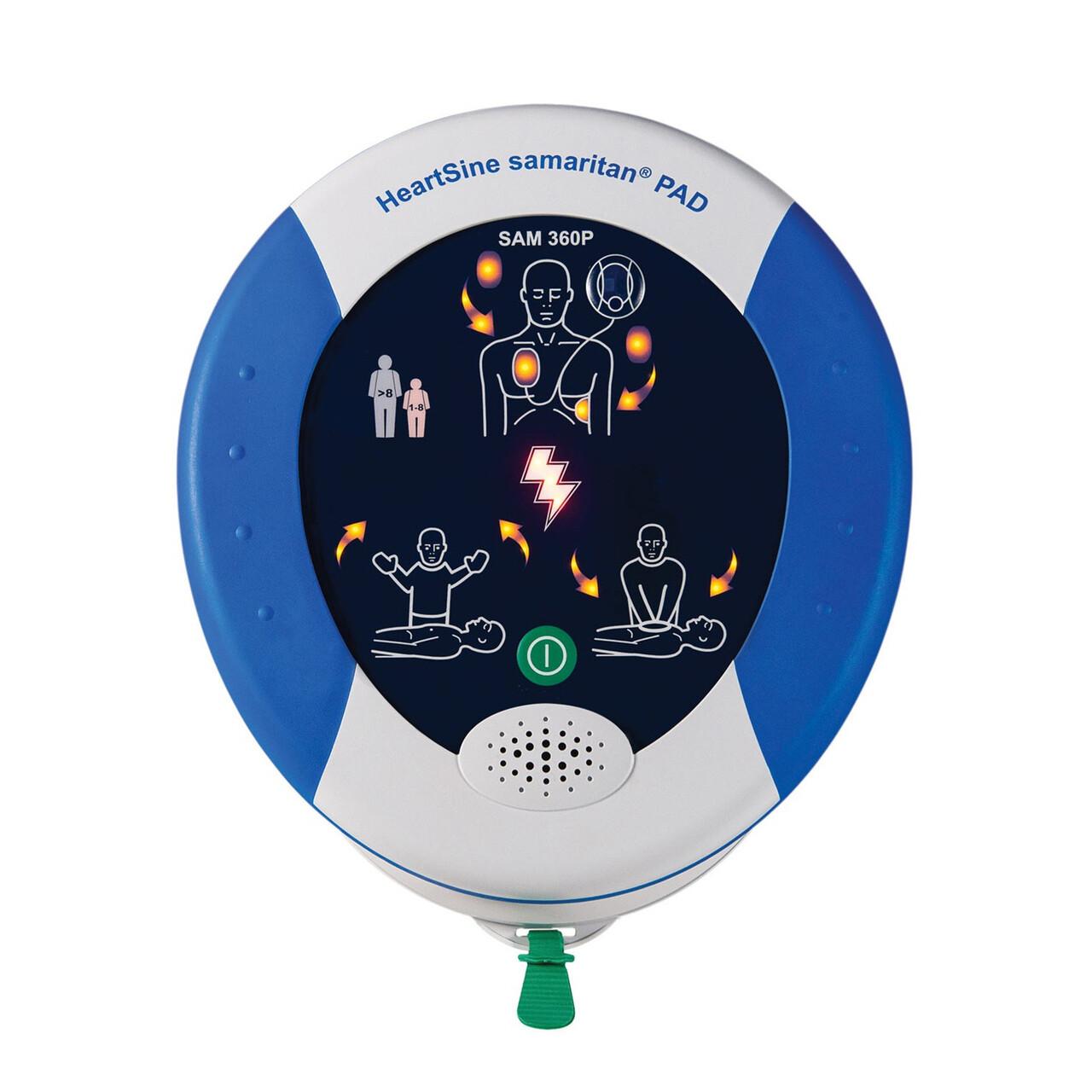HeartSine® Samaritan® PAD 360P AED (Fully Auto)