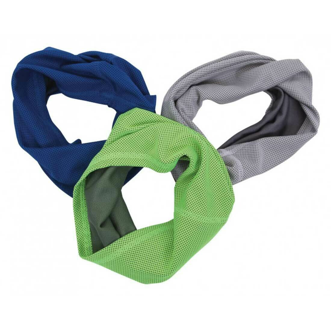 Deluxe Cooling Head/Neck Wrap (Includes Logo)