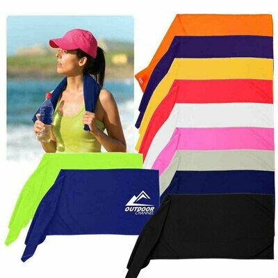 Cooling Towels (Logo Available)