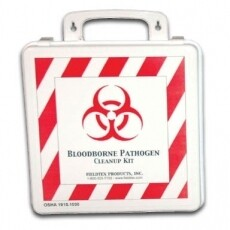 Bloodborne Pathogens Protection Spill Kit