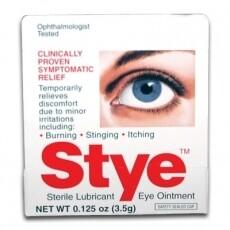 Stye Eye Ointment .125 oz