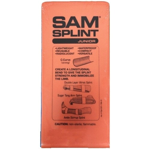 SAM Splint Jr.