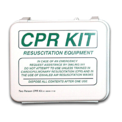 Two Person CPR Kit
