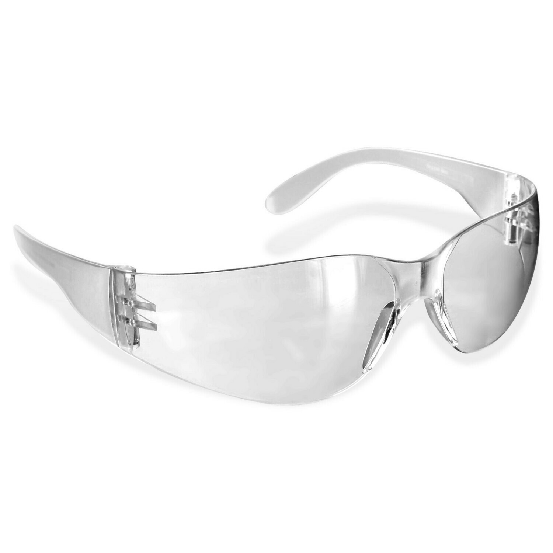 Rugged Blue Diablo Safety Glasses