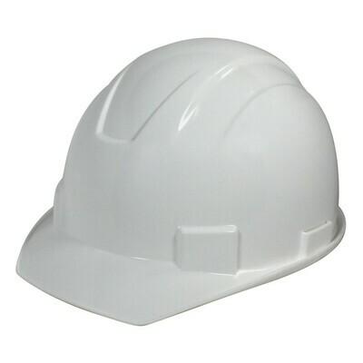 Rugged Blue Defender 4-Point Ratchet Hard Hat