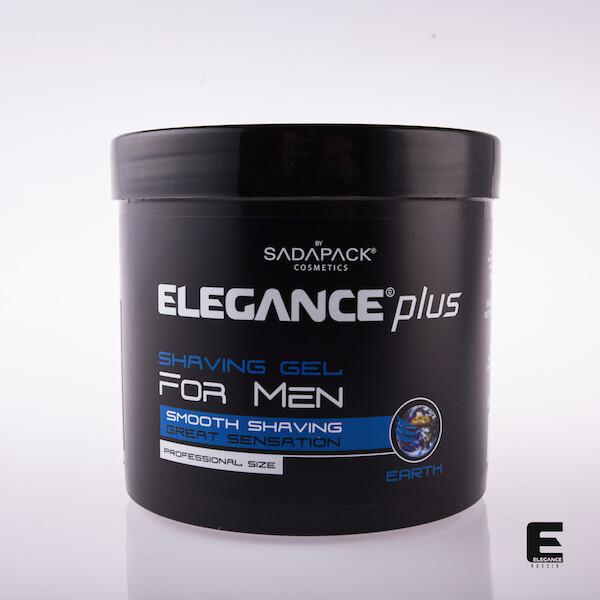 "Гель для бритья ""Elegance plus"" Earth  1000 мл"