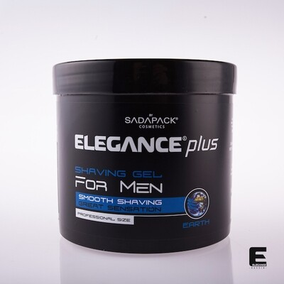 "Гель для бритья ""Elegance plus"" Earth  1000 мл"