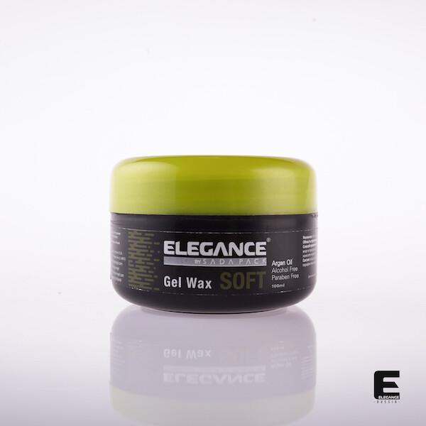 """Гель  для волос """"Elegance"""" SOFT 100 мл"""