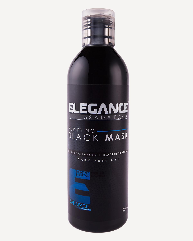 "Черная маска для лица ""Elegance"" 250 мл"
