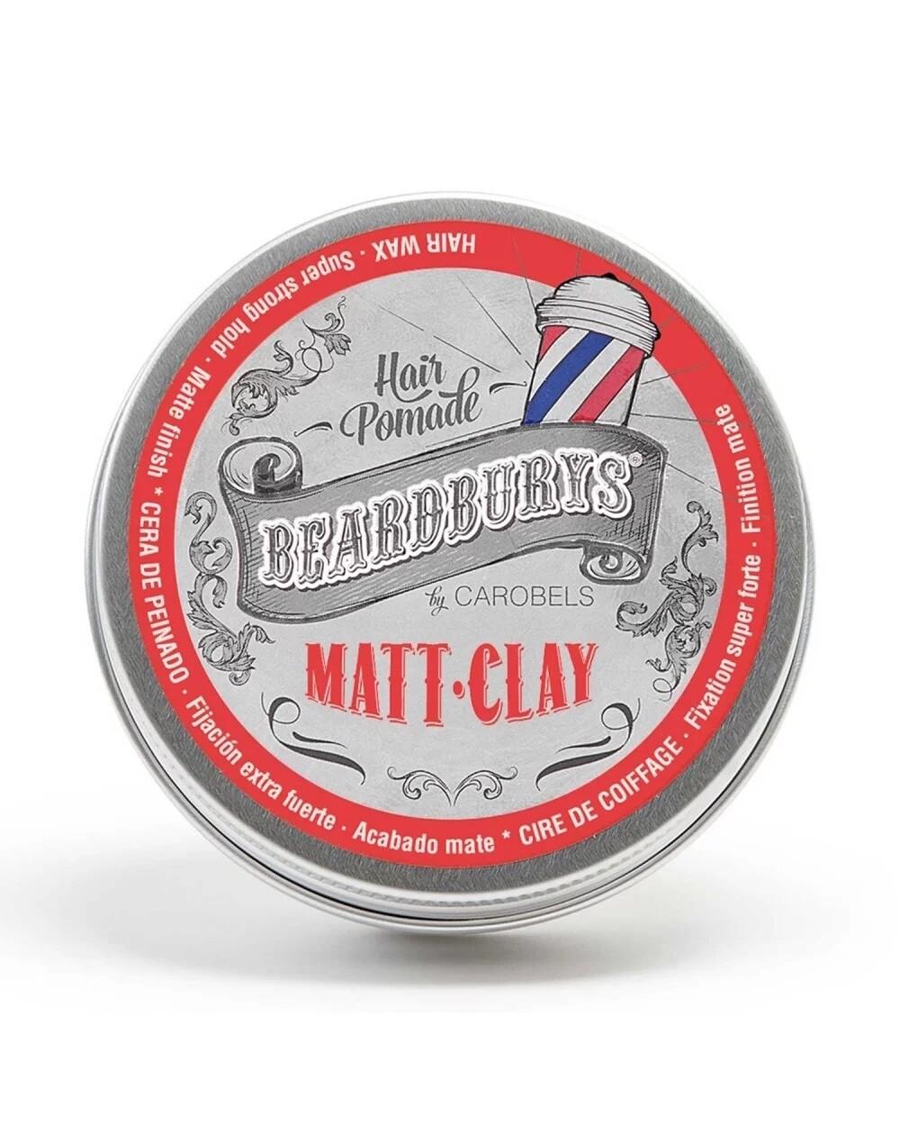 Глина - WAX Mat Clay 100 мл