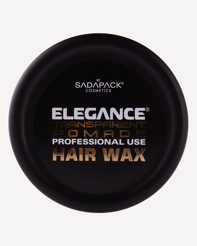 """Помадка-воск для волос """"Elegance"""" Transparent Wax 140 гр"""
